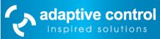 Adaptive Control Logo
